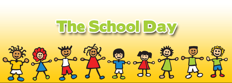 the school day image